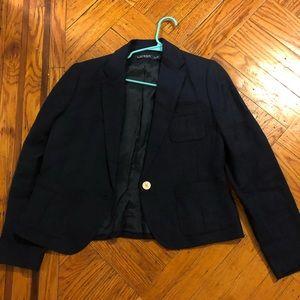 Lauren Ralph Lauren navy blazer